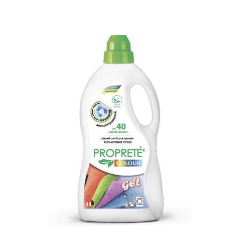 Рідкий засіб для прання Proprete Colour 1 л