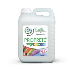 Рідкий засіб для прання Proprete Colour 5 л
